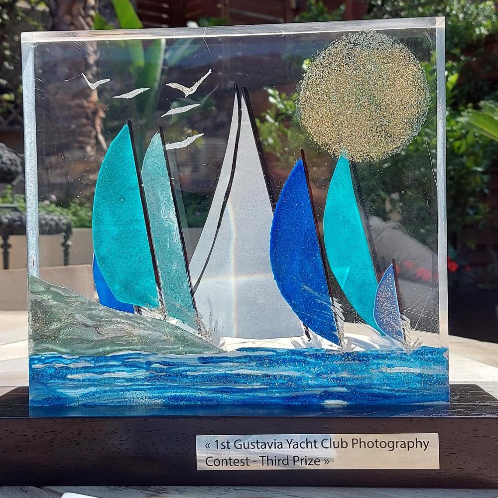 Gustavia Yacht Club photography contest